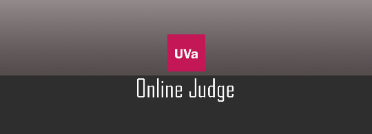 UVa Online Judge New Platform